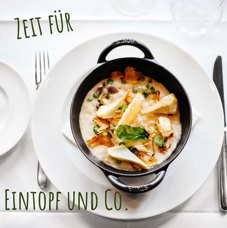 Zeit für Eintopf & Co.