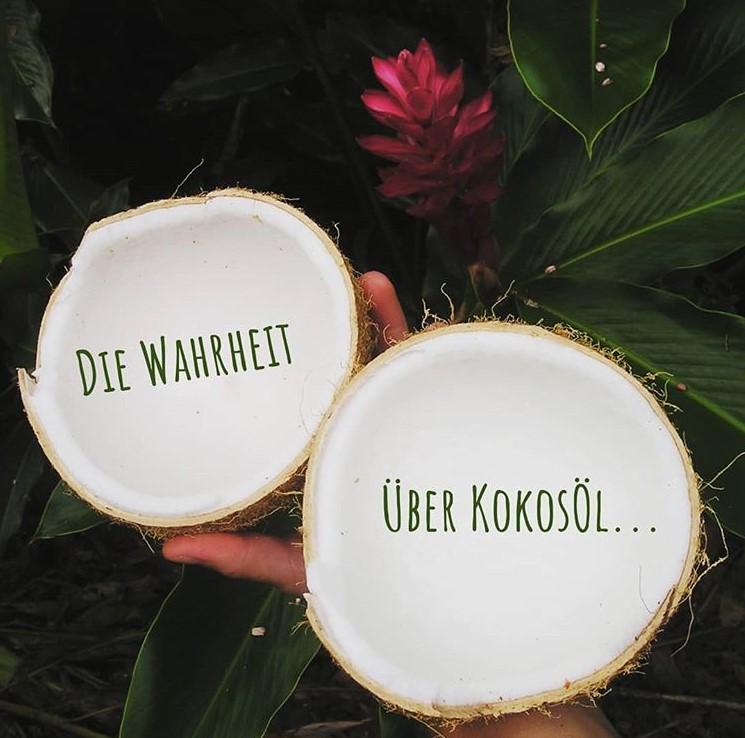 Die Wahrheit über Kokosöl